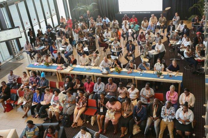 blockchain effect, keynote address travel ndaba