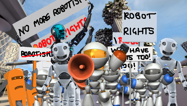 Robot rights - robot responsibilities