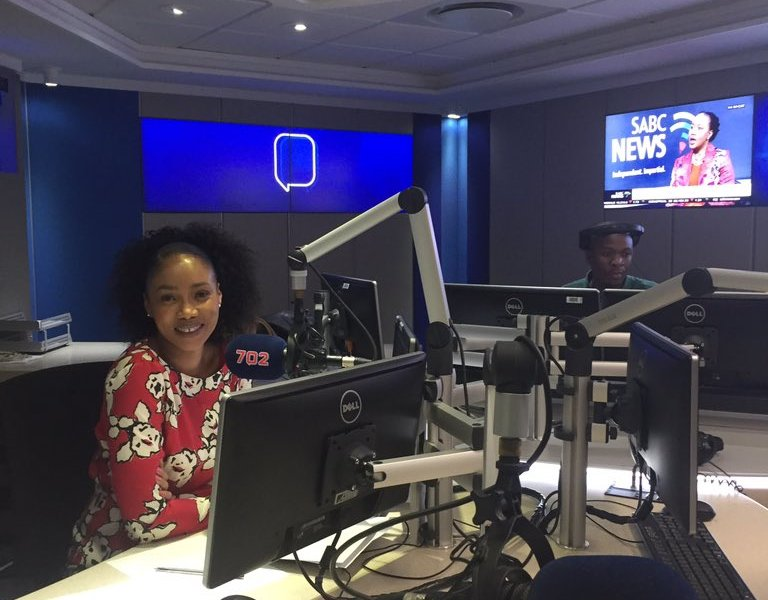 radio 702 with Flux Trends talking bio hacking and DIY body modifications