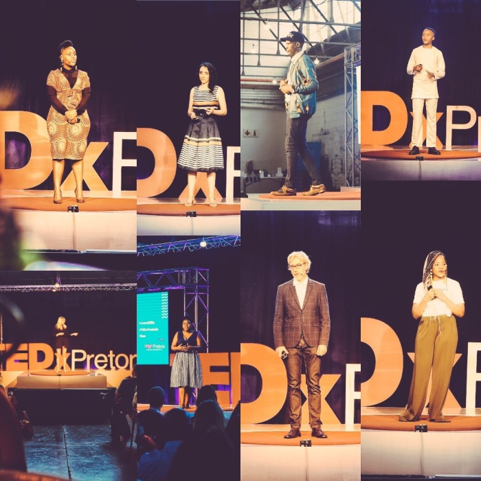 TedXpretoria speakers futures trends game changing ideas