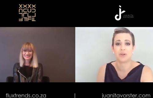 Juanita NEXT CEO expert Bronwyn Williams futurist and trend analysts