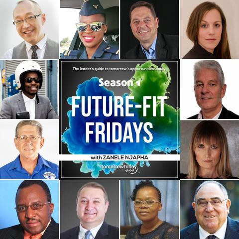 future fit Fridays with futurist Bronwyn Williams