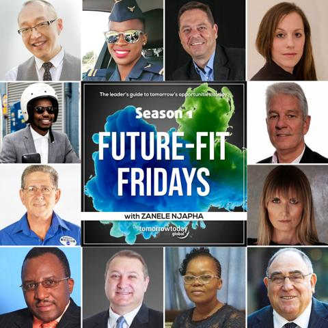 future fit Fridays with futurist Bronwyn Williams