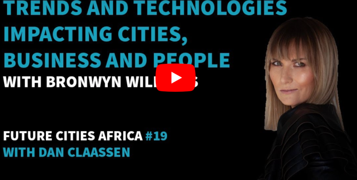 Future cities africa with bronwyn williams